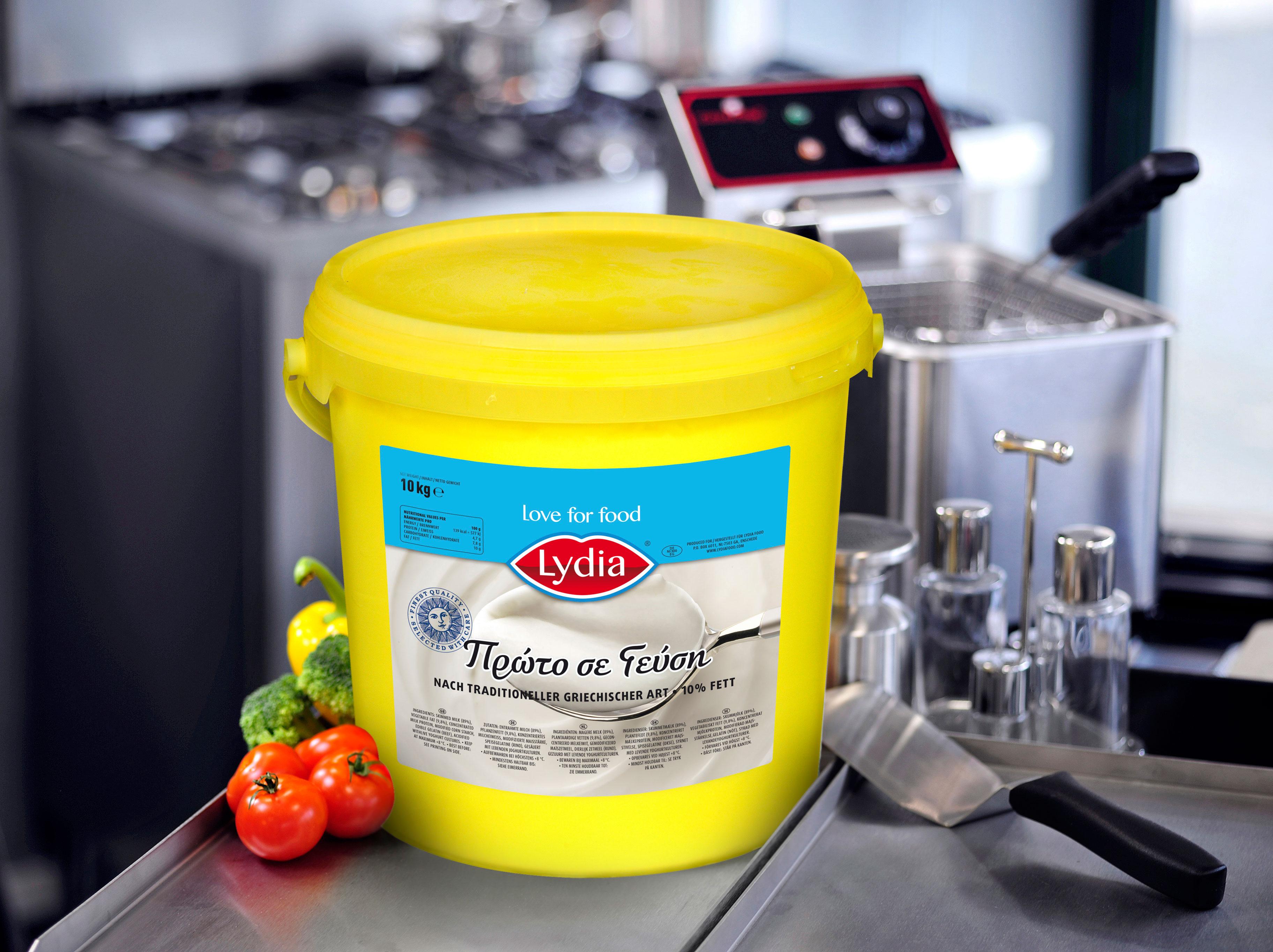 Griechischer Joghurt - 10 kg