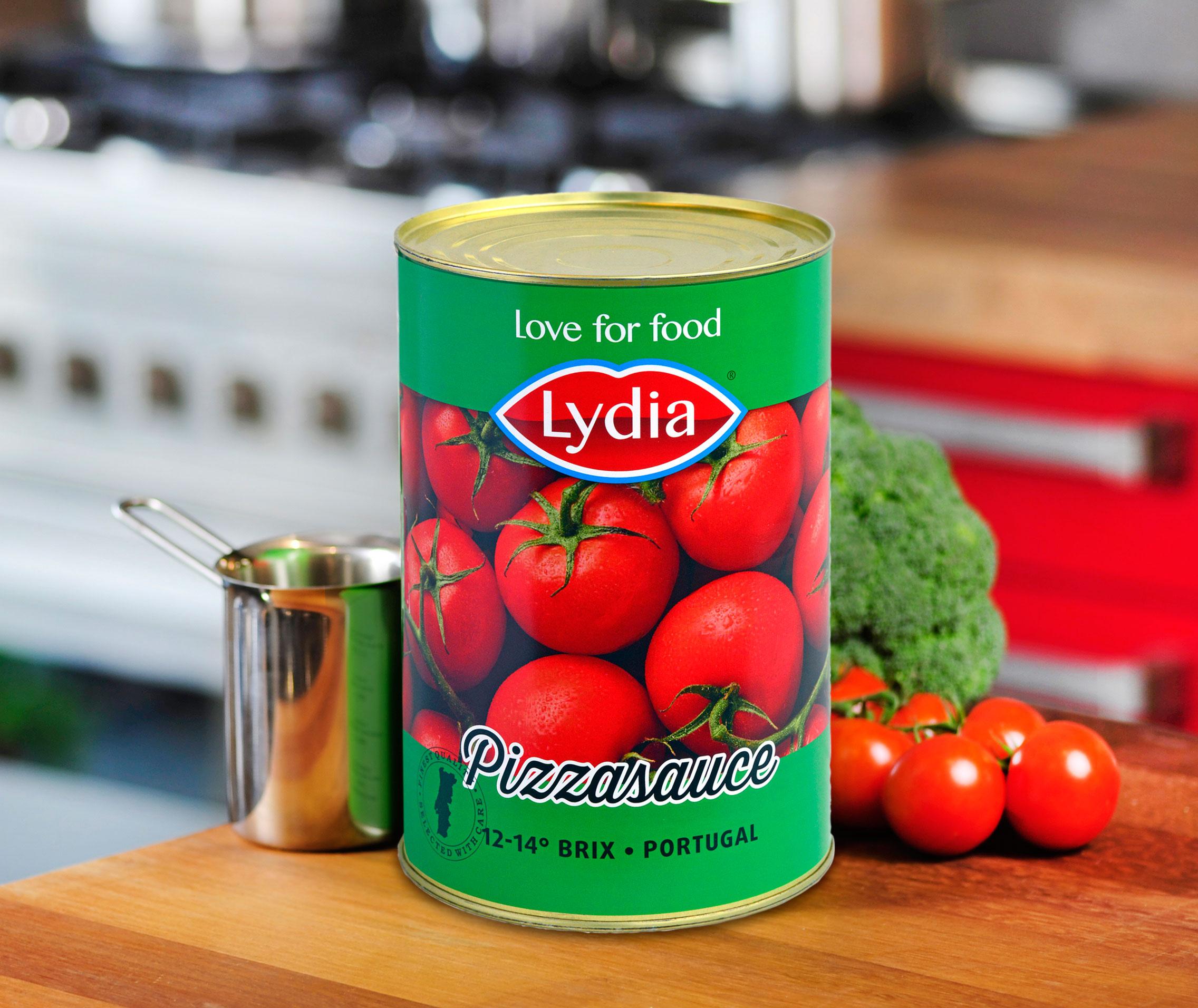 Pizzasosse - 4250 ml