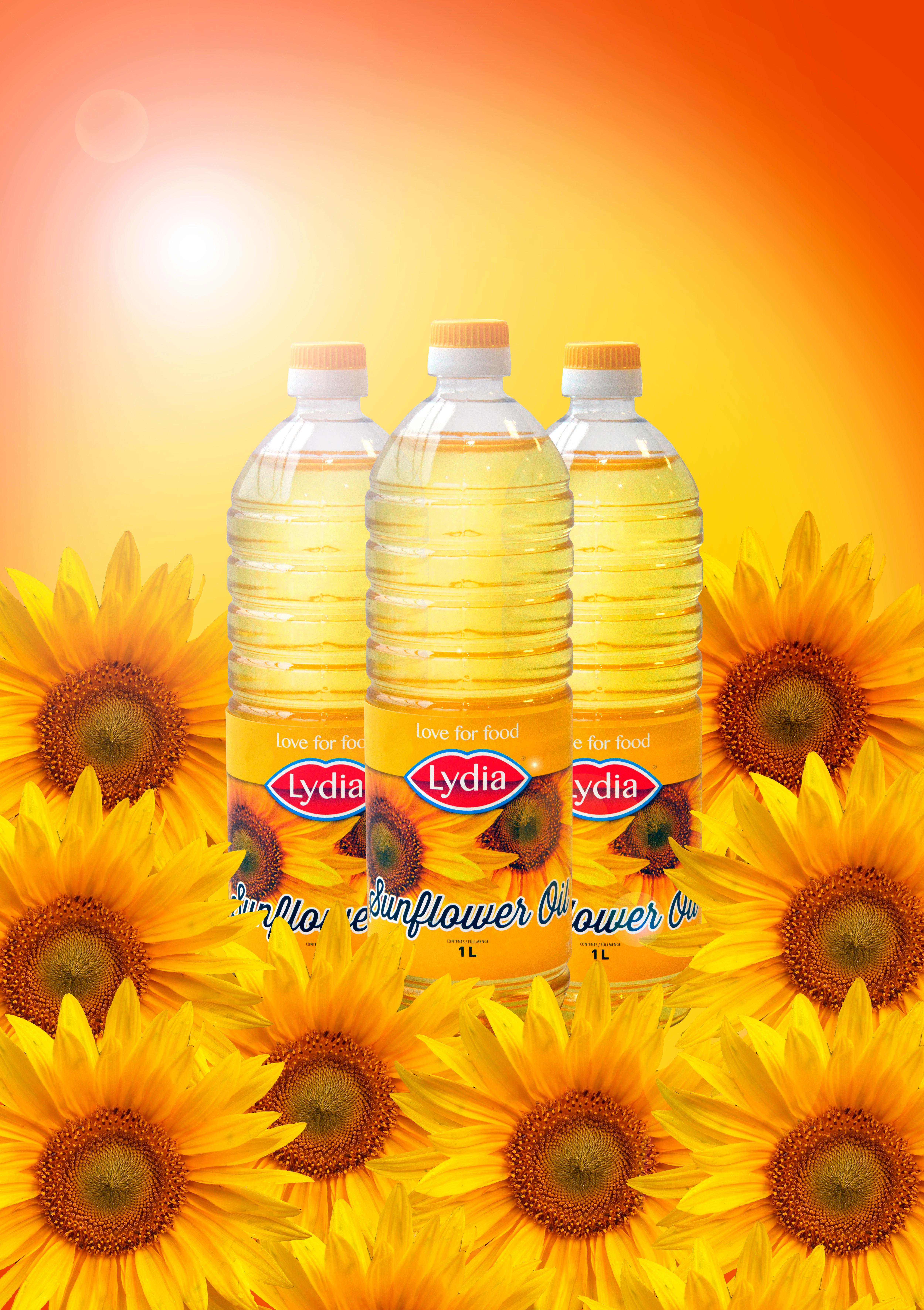 Sonnenblumenöl - 1 l (2)